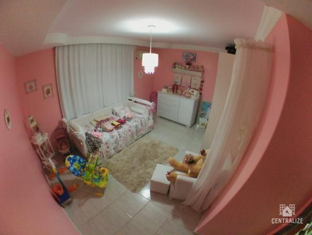 Casa de condomínio à venda com 4 dormitórios em Nova russia, Ponta grossa cod:423 - Foto 11