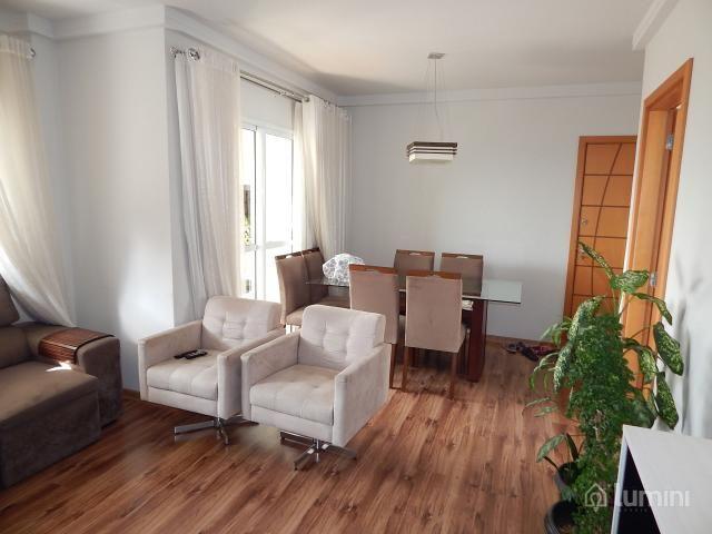 Apartamento à venda com 3 dormitórios em Estrela, Ponta grossa cod:A528 - Foto 6