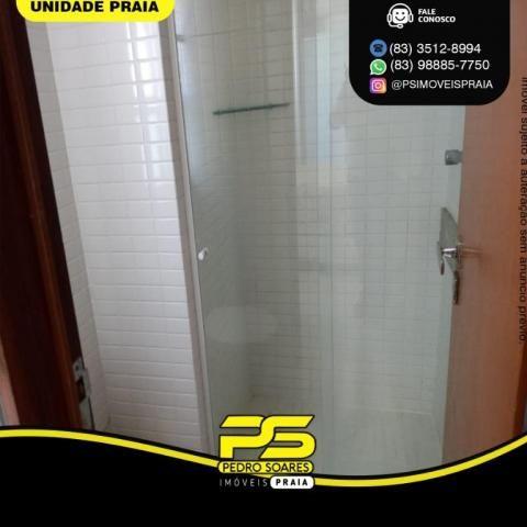 Apartamento com 3 dormitórios para alugar, 157 m² por R$ 6.500/mês - Tambaú - João Pessoa/ - Foto 6