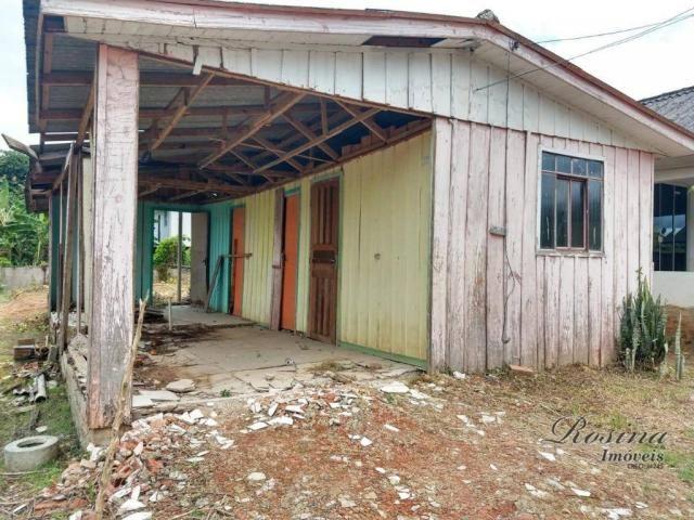 Terreno à venda, 215 m² por R$ 65.000,00 - Centro - Morretes/PR - Foto 4