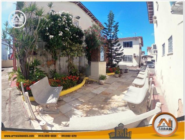 Apartamento com 3 dormitórios à venda, 120 m² por R$ 320.000,00 - Montese - Fortaleza/CE - Foto 2