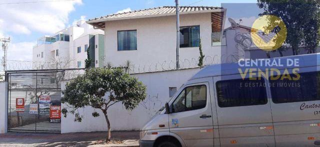 Casa à venda com 4 dormitórios em Santa mônica, Belo horizonte cod:159 - Foto 5