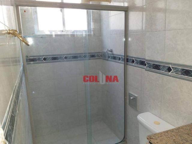 Apartamento com 2 dormitórios para alugar, 45 m² por R$ 1.000,00/mês - Santa Rosa - Niteró - Foto 12