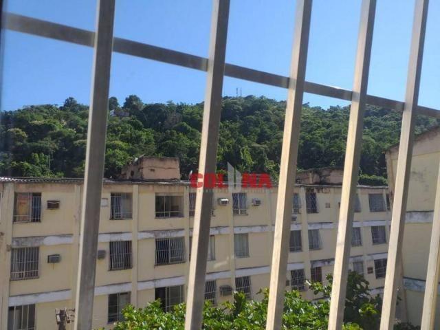 Apartamento com 2 dormitórios para alugar, 45 m² por R$ 1.000,00/mês - Santa Rosa - Niteró - Foto 9