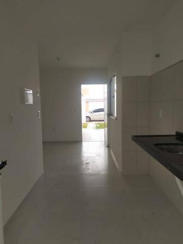 Casa com 2 dormitórios à venda, 71 m² por R$ 189.000,00 - Timbu - Eusébio/CE - Foto 3