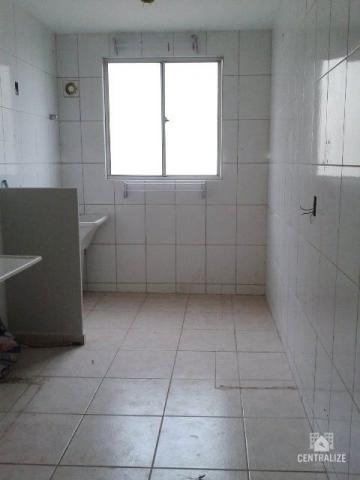 Apartamento à venda com 2 dormitórios em Estrela, Ponta grossa cod:365 - Foto 8