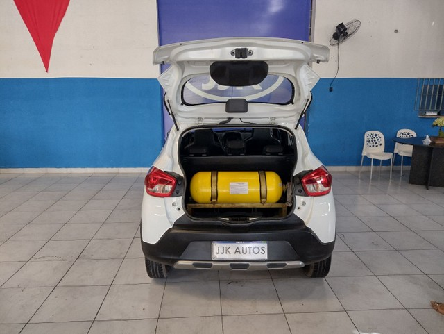 Kwid outsider 1.0 2020 GNV super extra. - Foto 4