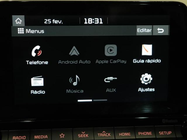 Kia Cerato SX 2.0 16V AT6 - Foto 13