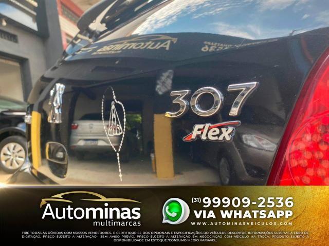 307 2006/2007 1.6 PRESENCE 16V FLEX 4P MANUAL - Foto 3