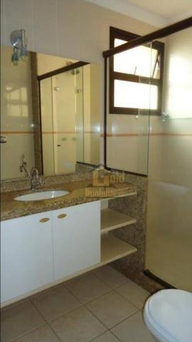Apartamento com 4 dormitórios para alugar, 155 m² por R$ 2.500,00/mês - Jardim Irajá - Rib - Foto 14