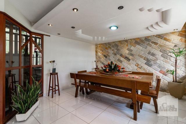 Casa à venda com 4 dormitórios em Santa amélia, Belo horizonte cod:277187 - Foto 4