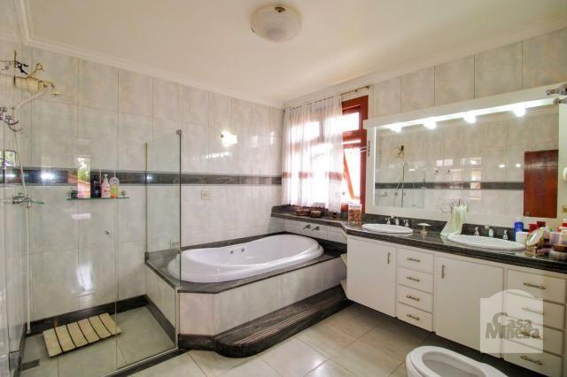 Casa à venda com 5 dormitórios em Castelo, Belo horizonte cod:277001 - Foto 17