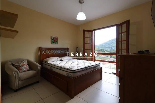 Casa com 4 dormitórios à venda, 185 m² por R$ 840.000,00 - Albuquerque - Teresópolis/RJ - Foto 12