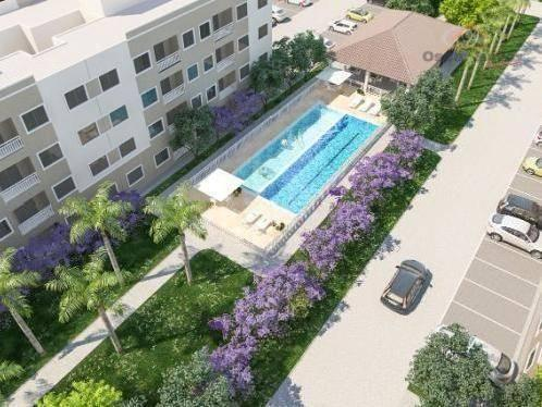 Apartamento com 2 dormitórios à venda, 49 m² por R$ 169.735,00 - Centro - Eusébio/CE - Foto 7