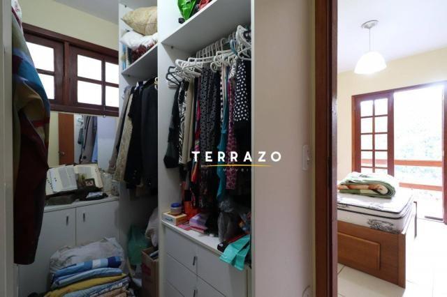 Casa com 4 dormitórios à venda, 185 m² por R$ 840.000,00 - Albuquerque - Teresópolis/RJ - Foto 14