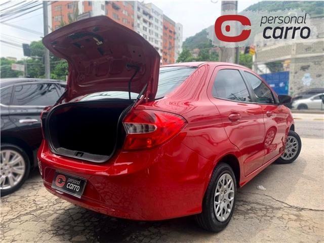Ford Ka 1.0 se plus 12v flex 4p manual - Foto 12