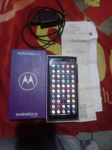 Moto One 64/4 completo, só trocas em aparelhos Xiaomi  - Foto 3
