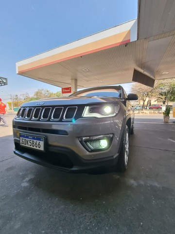 Jeep Compass Longitude 2.0 Flex 2021/2021 - Foto 6