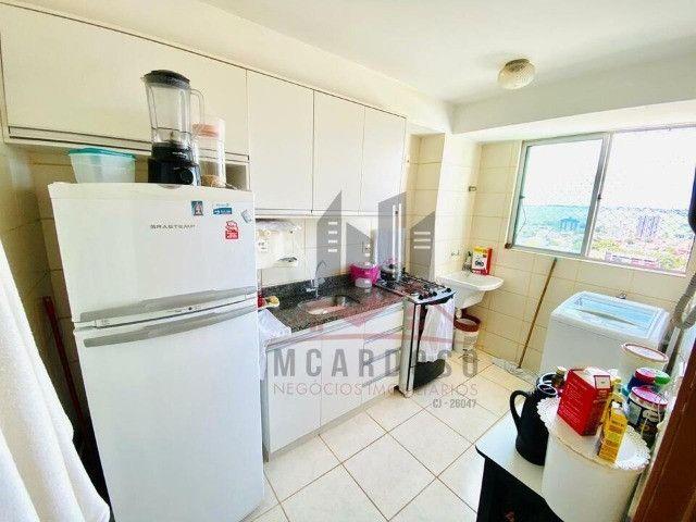 Apartamento 02quartos Samambaia, garagem coberta, Aceita Financiamento - Foto 9