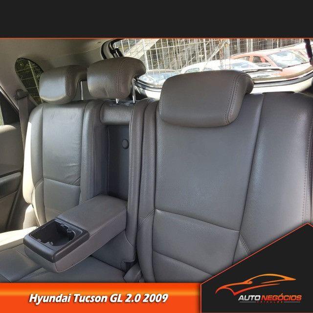 Hyundai Tucons GL 2.0 2009 - Foto 8