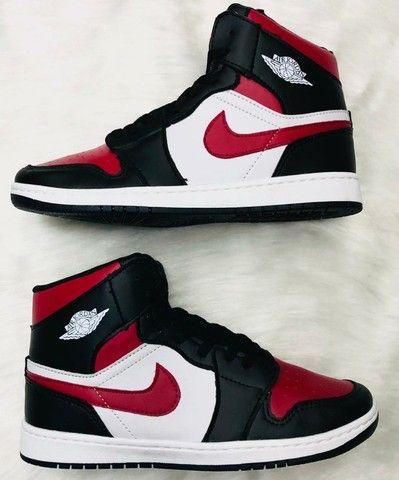 Tenis (Leia a Descrição) Nike Jordan Trad Várias Cores Novo - Foto 2