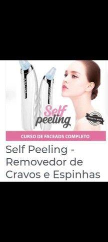 Self peeling