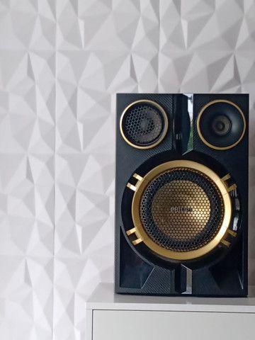 Caixa de aparelho de som Philips