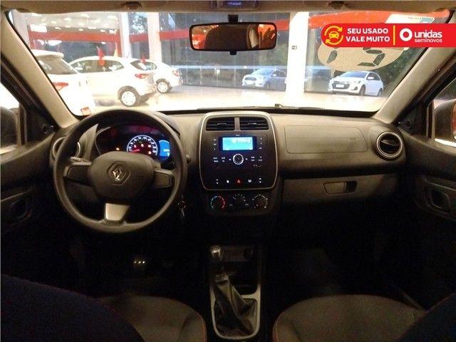 Renault Kwid 2021 1.0 12v sce flex zen manual - Foto 13