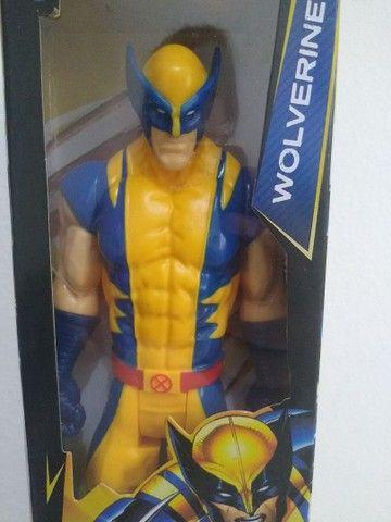 Boneco X-Men ( Wolverine/Logan)lacrado - Foto 4