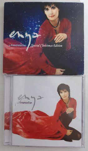 CD DUPLO ENYA - SPECIAL CHRISTMAS EDITION - PERFEITO !!! - Foto 3