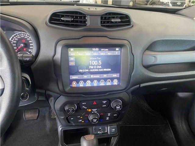 Jeep Renegade 1.8 Flex Longitude Automático 2019!!! - Foto 12