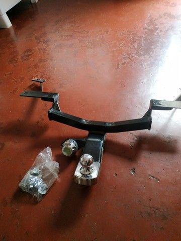 Reboque Volpato Fiat Strada nova R$ 450  - Foto 3