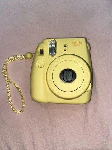 INTAX MINI 8 (câmera que imprimi a foto na hora) - Foto 2