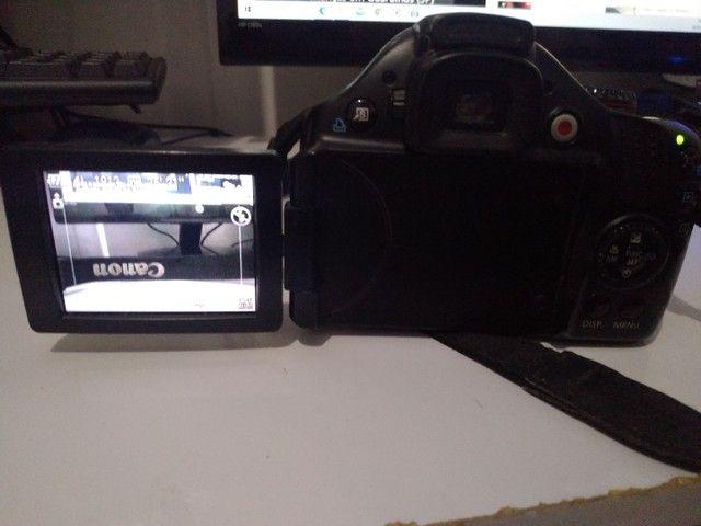 Super câmera Canon profissional URGENTE - Foto 4