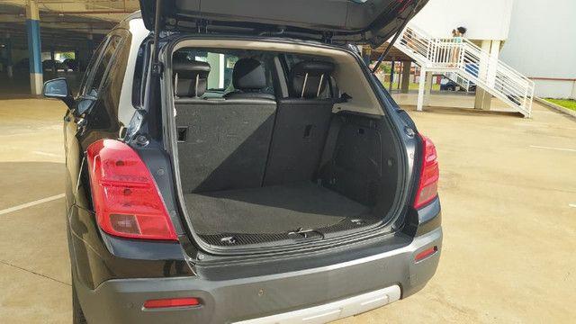 Oportunidade! Chevrolet Tracker 1.8 LTZ. Aut. 2014 - Foto 19