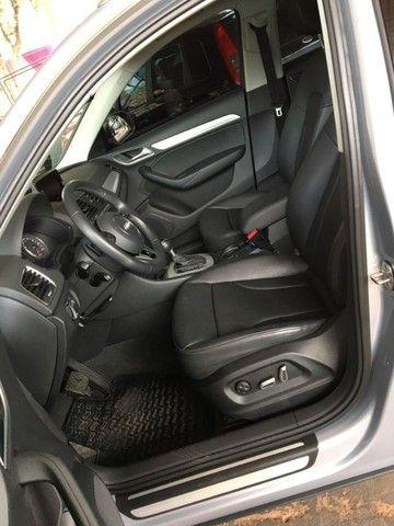 Audi Q3 19/19 Prestigie TFSI 1.4 Plus 18milkm Flex Completo  - Foto 9