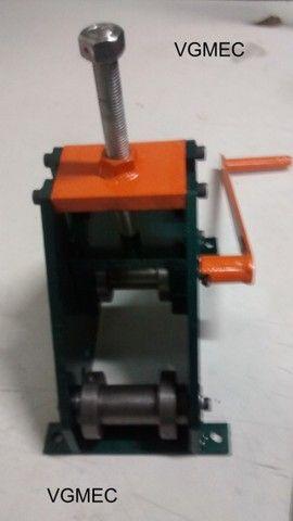 Calandra Manual para metalon - Foto 4