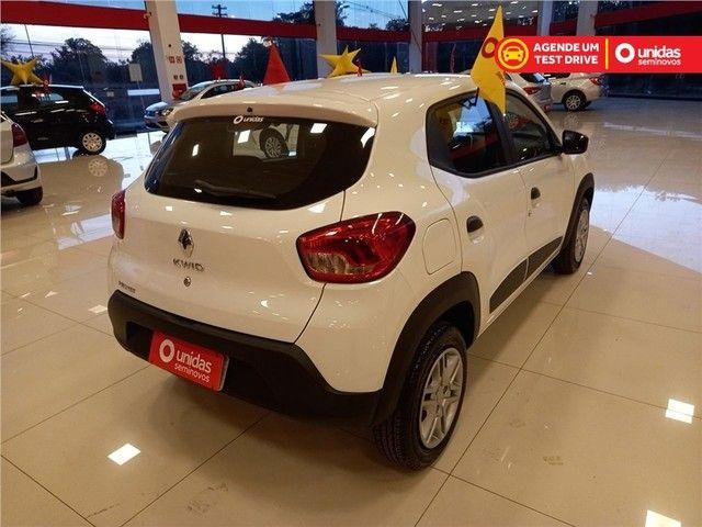 Renault Kwid 2021 1.0 12v sce flex zen manual - Foto 9