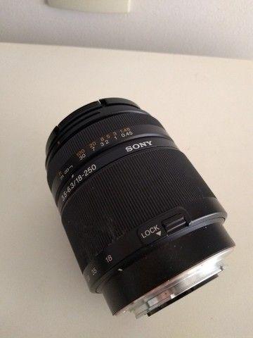Lente Sony 18-250 original DT 18-250  F3.5-6.3
