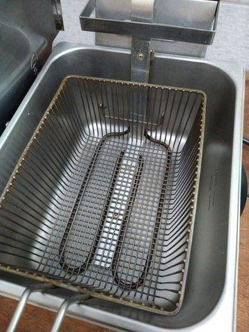 Fritadeira eletrica profissional cotherm - Foto 5