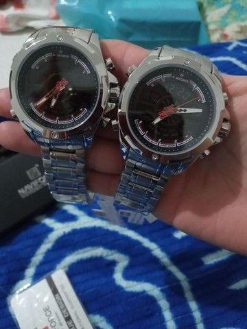 Promoção relógios de luxo e esportivos! - Foto 3