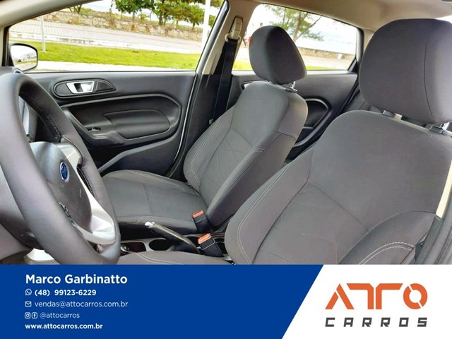 Fiesta Sedan 1.6 16V Flex Aut. - Foto 9