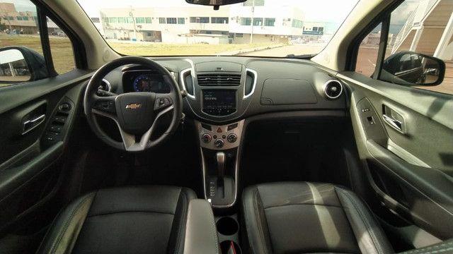 Oportunidade! Chevrolet Tracker 1.8 LTZ. Aut. 2014 - Foto 11