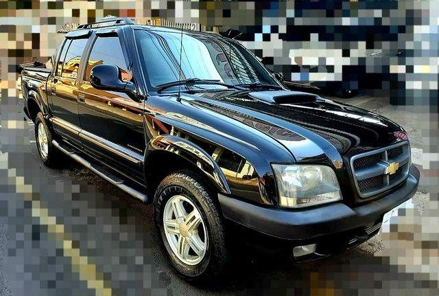 S10 diesel 4x4 completa executiva está conservação muito boa - Foto 3