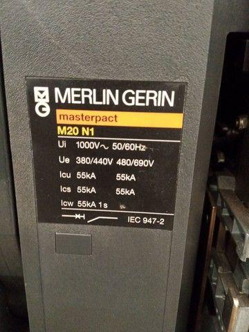 DISJUNTOR MERLIN GERIN 2000A - Foto 2