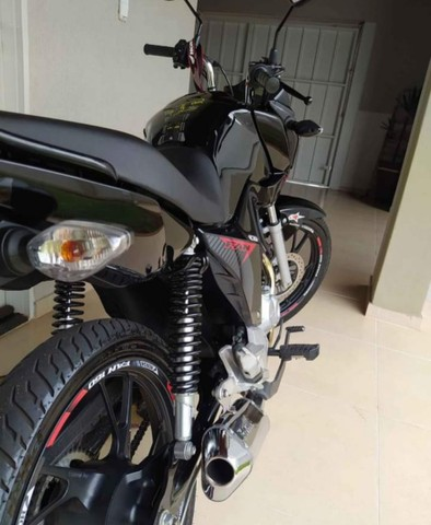 Moto Honda CG 160 - Foto 4