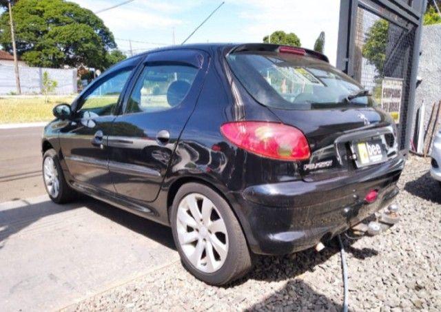 Peugeot - 206 Sensation 1.4 8v Flex 5P - Foto 3