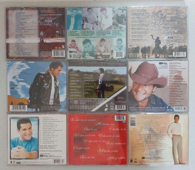 Coleção 13 CDs DANIEL - incluindo CD autografado - PERFEITO ESTADO!!! - Foto 3