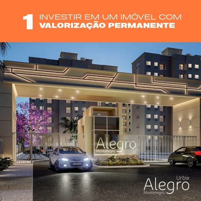 Novo Alegro Montenegro - Apartamento inteligente na Augusto Montenegro - Foto 8