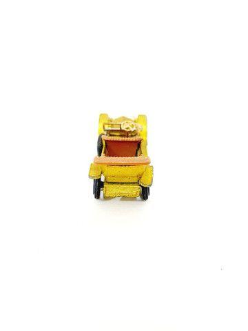 Calhambeque Rollsroyce Silverghost Retrô Miniatura - Coleção Carros Antigos <br> - Foto 5